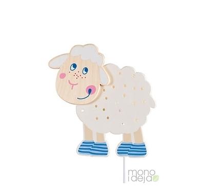 Naktinis šviestuvas Avinėlis