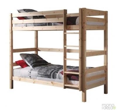 Dviaukštė 180cm lova