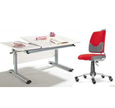 Augantys stalai ir kėdės