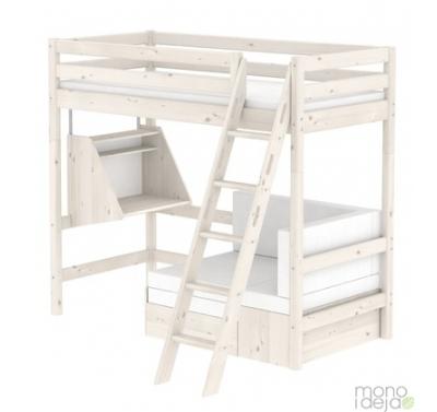 Aukštos lovos su stalu