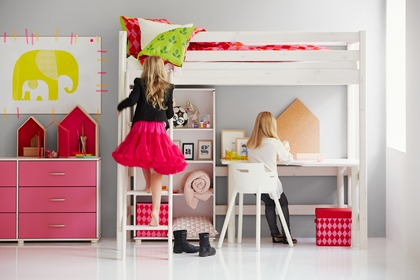 Flexa classic furniture for kid's room