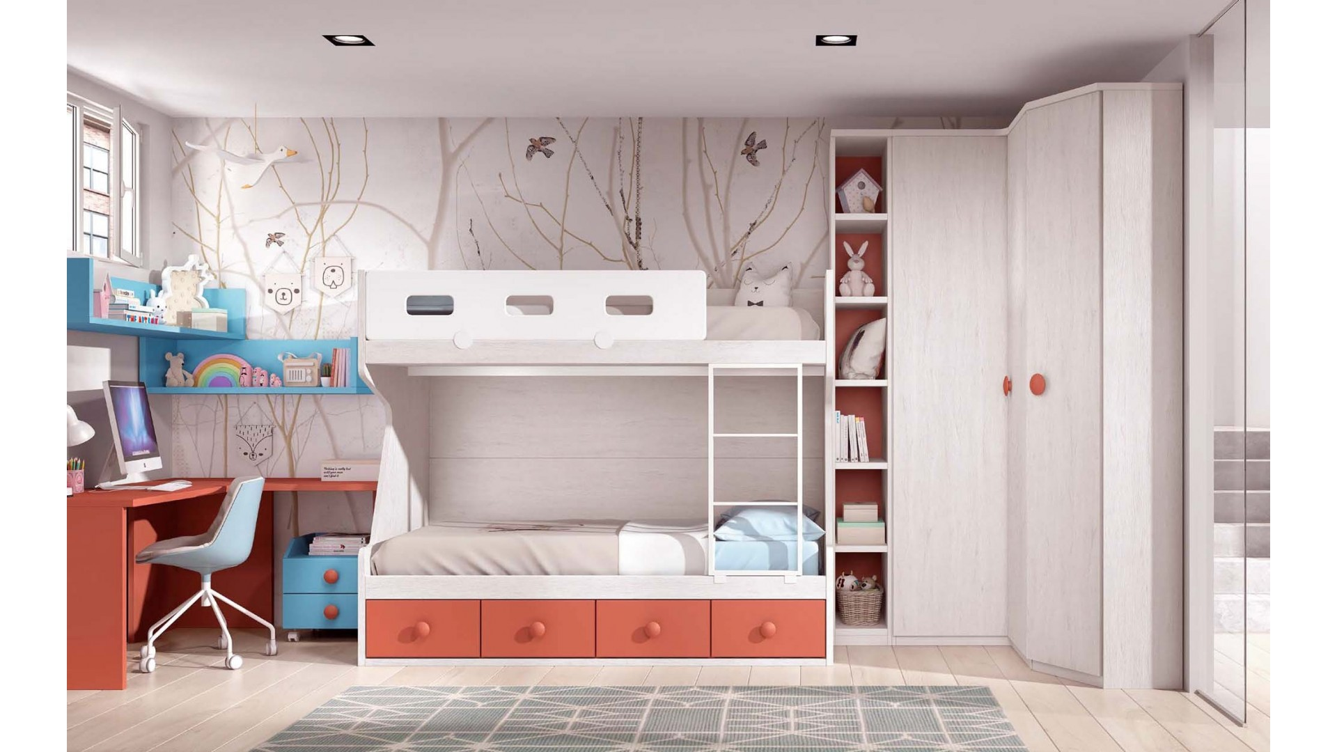 Forma furniture for youngsters
