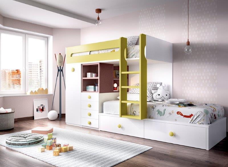 Jaunuolio-kambario-baldai-vaikams
