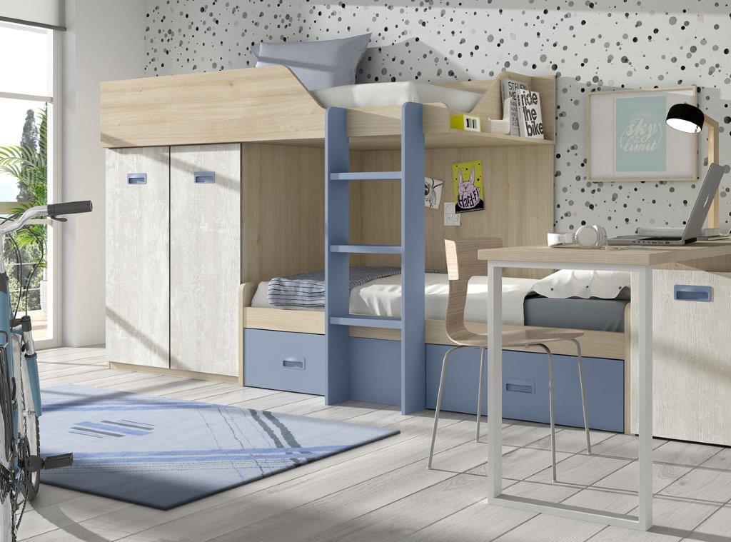 Dviaukštės-lovos-jaunuolio-kambariui