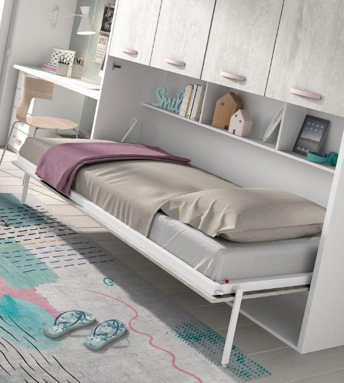 Sieninė-lova-spintoje-jaunuolio-kambariui