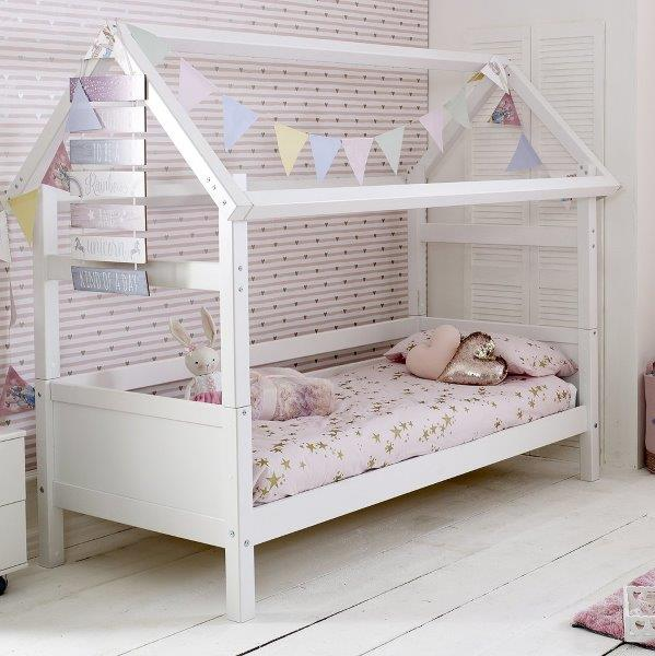 Bed-house for kids from Flexa