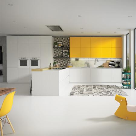 Moduliniai virtuvės baldai