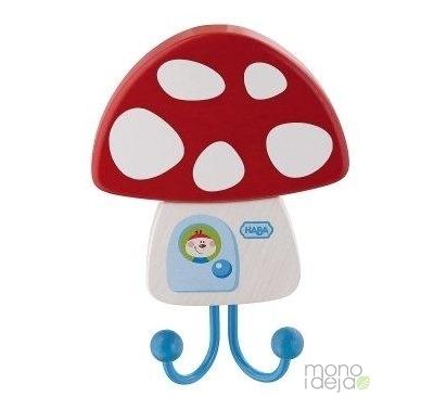 Individual hook Mushroom