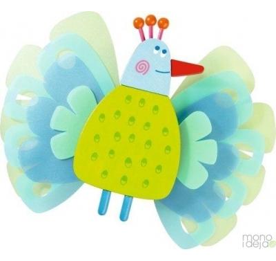 Night light Peacock