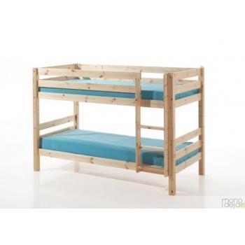Dviaukštė lova vaikui