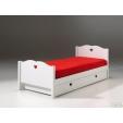 Viengulė lova Amore