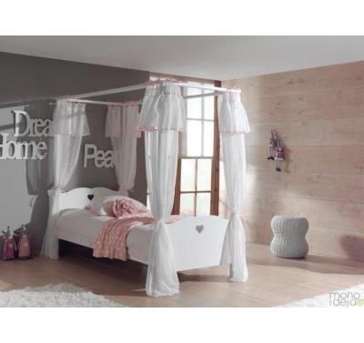 Baldaquin bed Amore