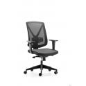 Swivel computer chair