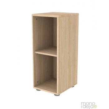 Narrow shelf unit