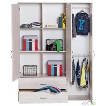 High wardrobe for teens