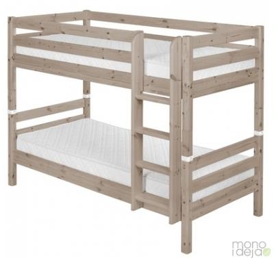 Dviaukštė lova Flexa