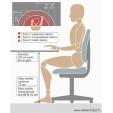 Ergonominės kėdės