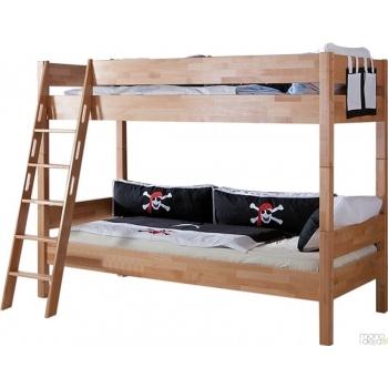 MAXI dviaukštė lova