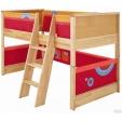 Pusaukštės lovos Matti