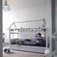 Žaidybinė lova namelis