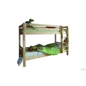 Dviaukštė lova MIDI