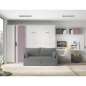 Lova spintoje-sofa