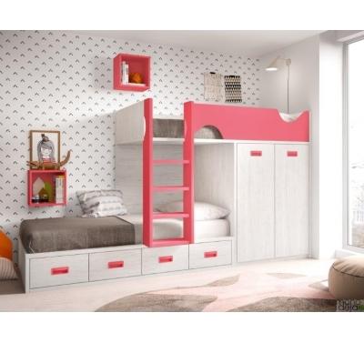 Bunk beds Forma