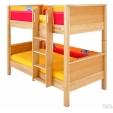 Matti dviaukštė lova