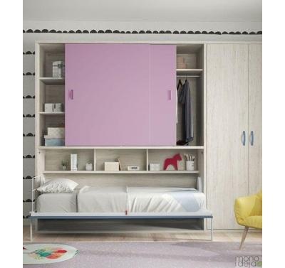 Wall bed MO