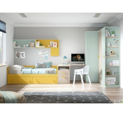 Furniture for teenager room