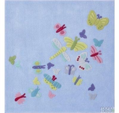 Rug Summer Butterfly