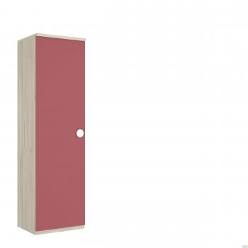 Vienų durų spinta 218cm.