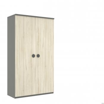 Wardrobe with 2 doors