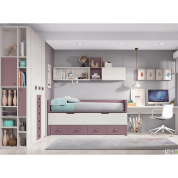 Bed for youth