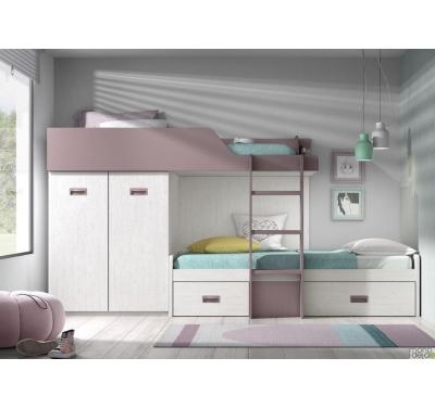 Bunk bed  Basic