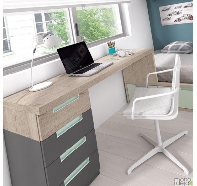Writing study desk