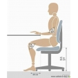 Kedes vaikams ergonomika