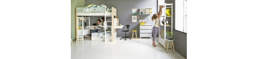 Flexa White furniture