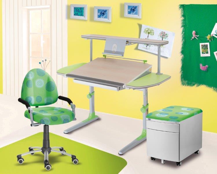 Augantys baldai vaikams ir jaunuoliams